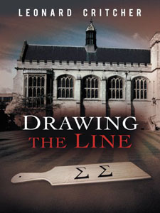 Drawing the Line book cover