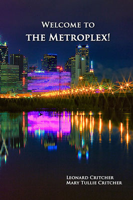 Welcome To The Metroplex book cover